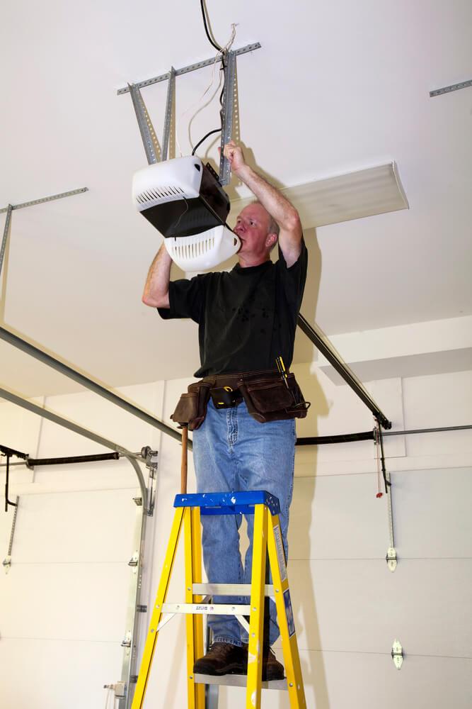 . How to Fix a Garage Door Opener Light   Plancic Local Business Guide