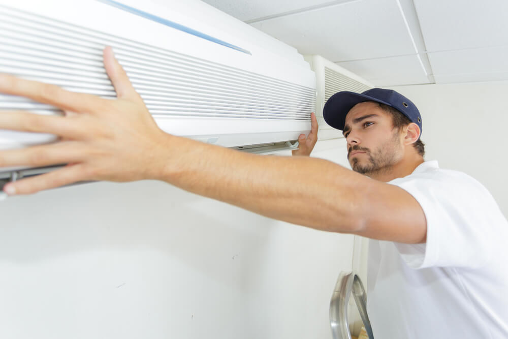 Replacing Your Air Conditioner?  Don't Sweat It!