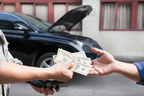 How Does Cash For Cars Work?