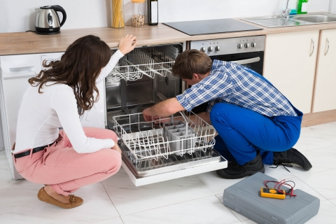 How to Unclog Dishwasher Drain
